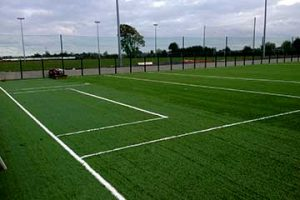 Soccer Pitch, Carrick United, Tipperary